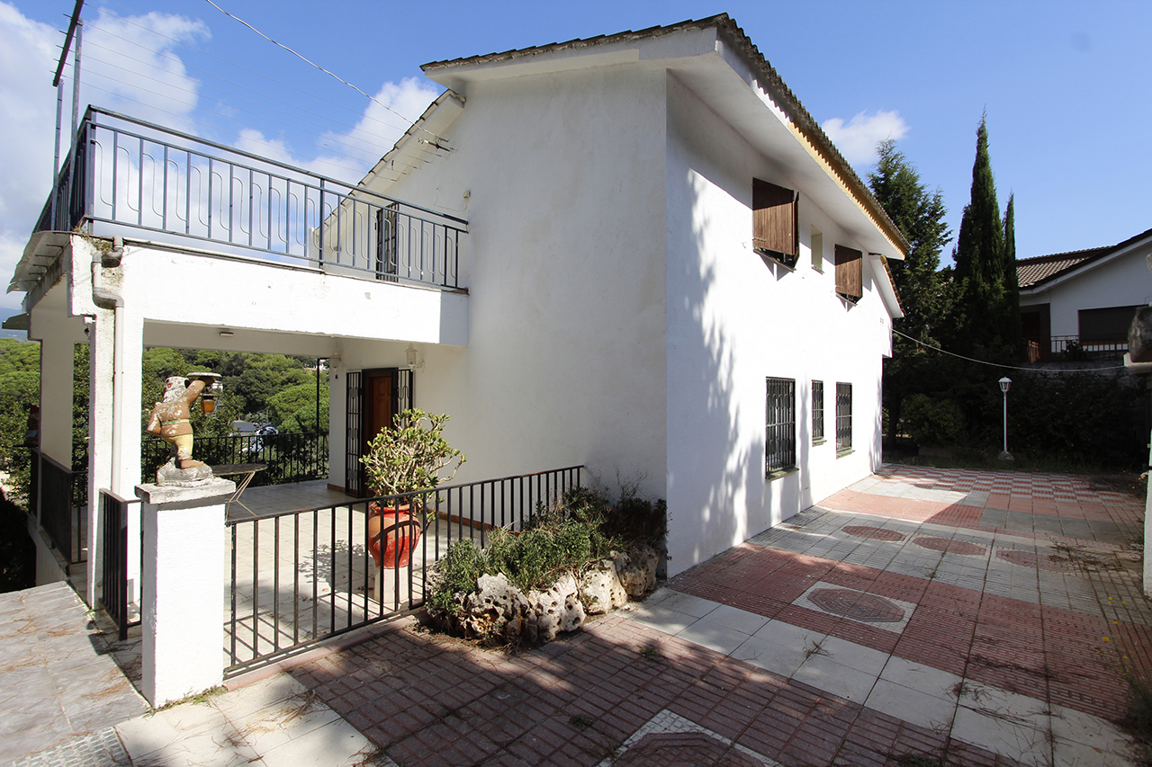 Casa en urbanización de Sant Pere de Vilamajor