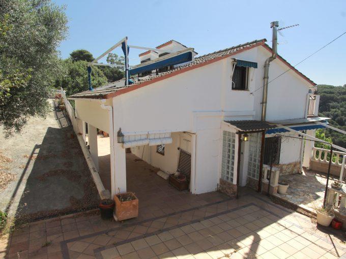 Casa con piscina en Sant Pere de Vilamajor